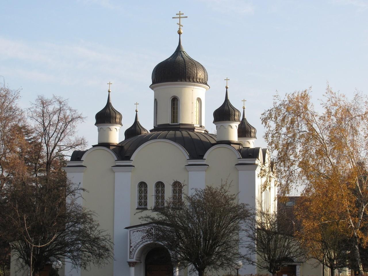 Miejsca święte prawosławia